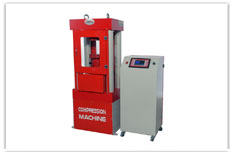 HF Series Automatic Compression Testing Machines