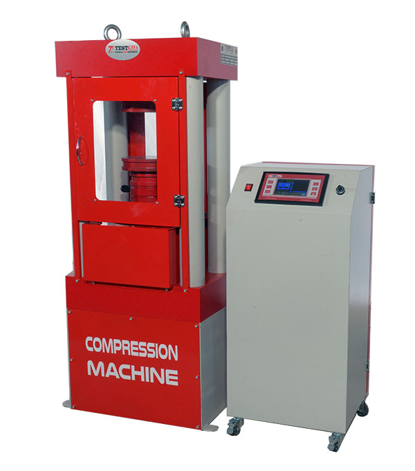 Compression Testing Machines - High Strength