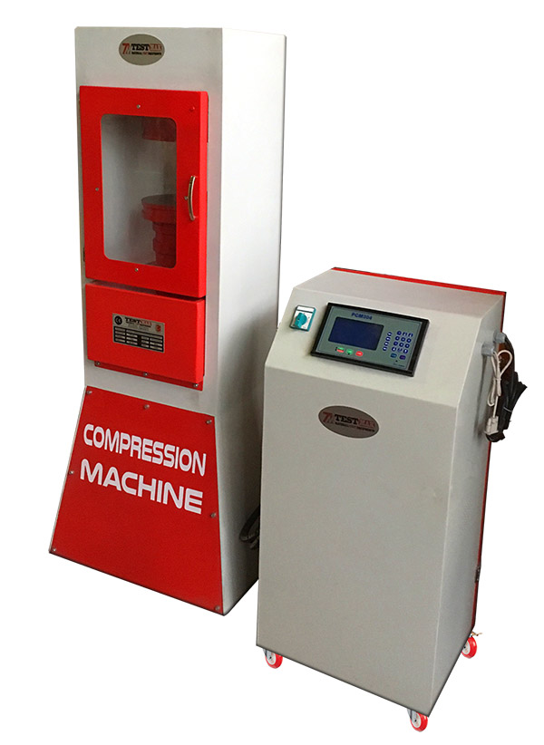 Compression machines automatic EN testers