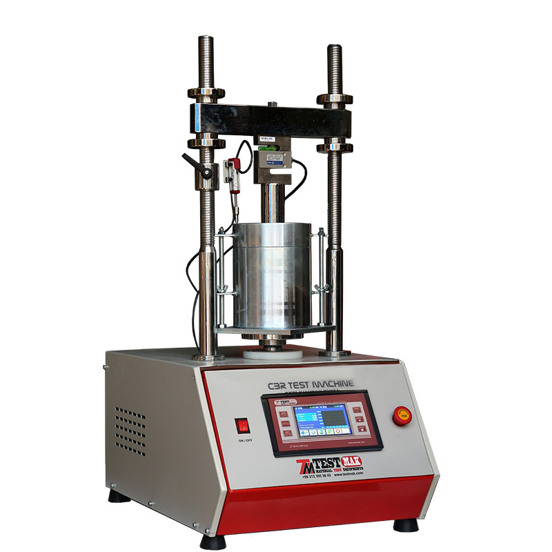 CBR Test Machine with Digital Readout Unit
