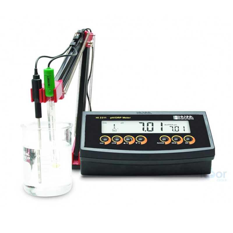 Digital Ph Meter Desk Type