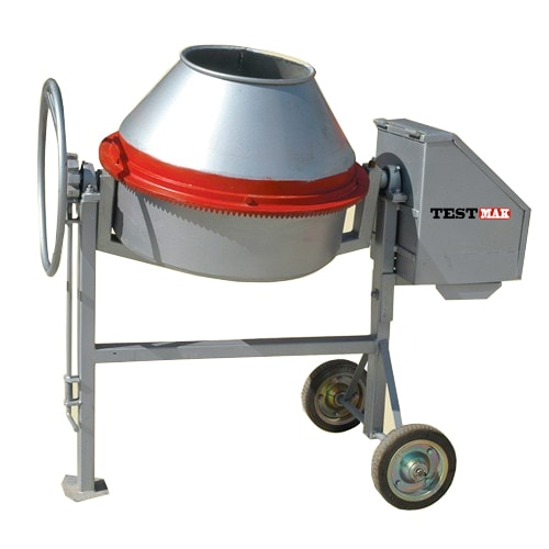 drum type concrete mixer electric model