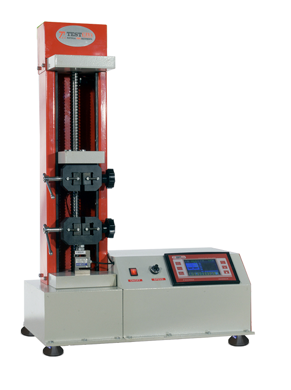Electromechanical Tensile Testing Machine for Determination the Tensile Properties of Vulcanized Rubber and Thermoplastic Elastomers
