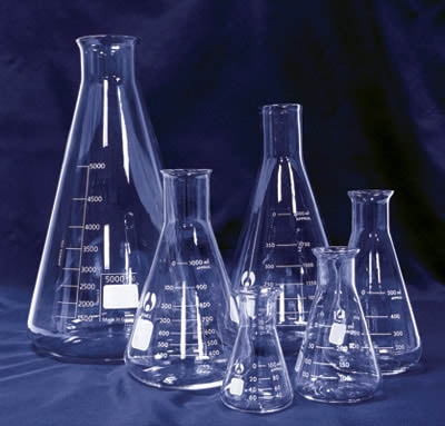 Erlenmeyer flask 100 ml