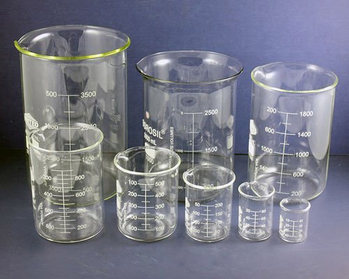 Glass Beakers 50 ml