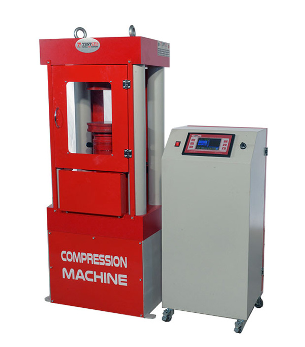 HS Four Column Automatic Compression Testing Machines