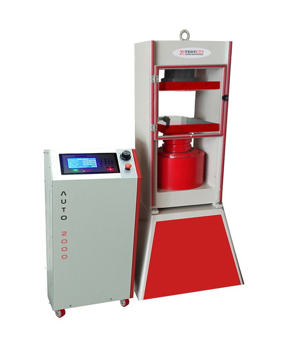 HSB Automatic Block Compression Testing Machines