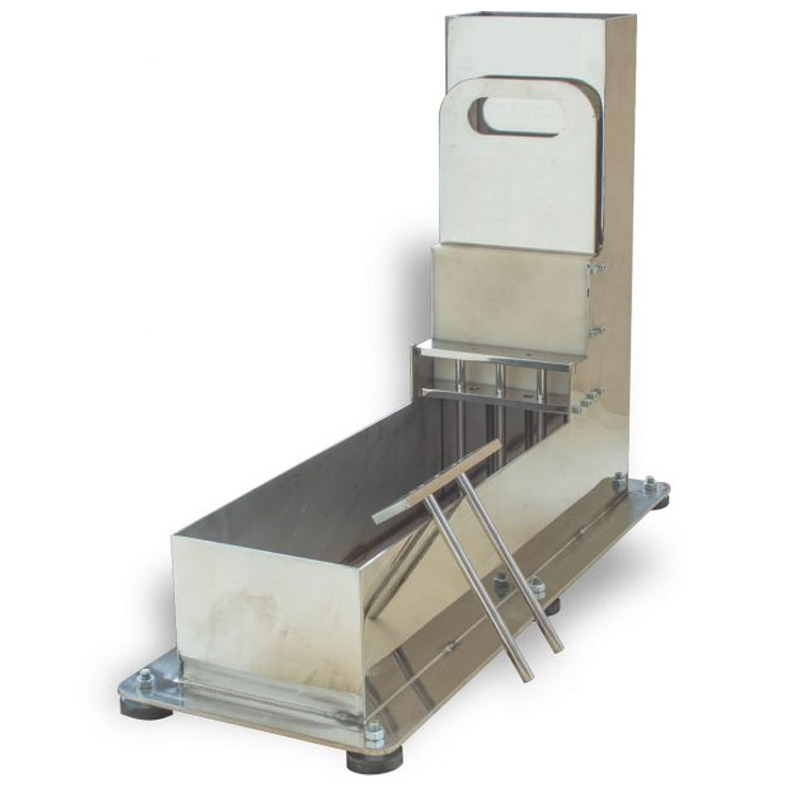 L Shaped Box Apparatus