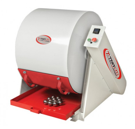 Los Angeles Abrasion Testing Machine for Determination Resistance to Degradation Testing of Coarse Aggregates