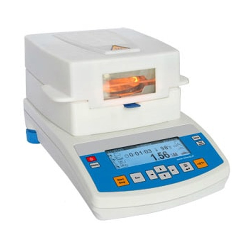 Moisture Determination Balances for Determination the Moisture Content of Samples