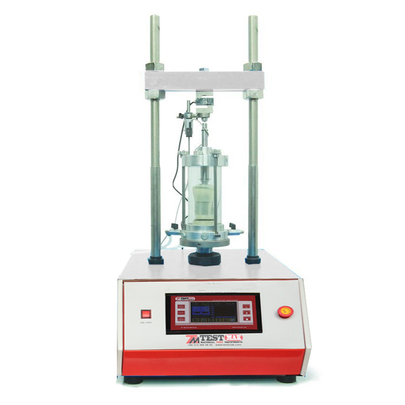 Multi Speed Cbr Testing Machine for Unconfined Compressive Strength of Cohesive Soil