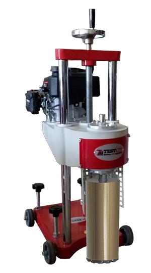 asphalt drilling machine