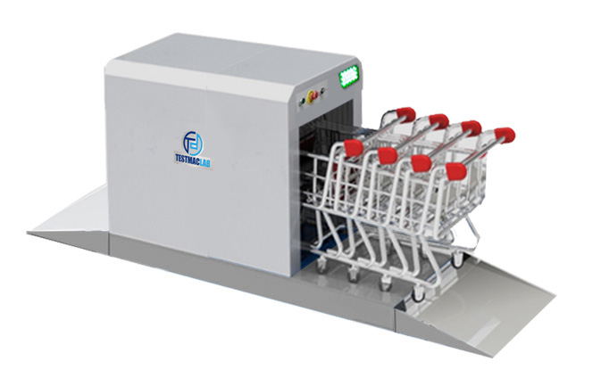 Uvc Shopping Cart Disinfection Devices