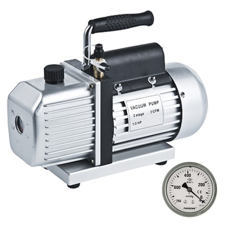 Vacuum pump 100 l capacity for Vacuum Pumps